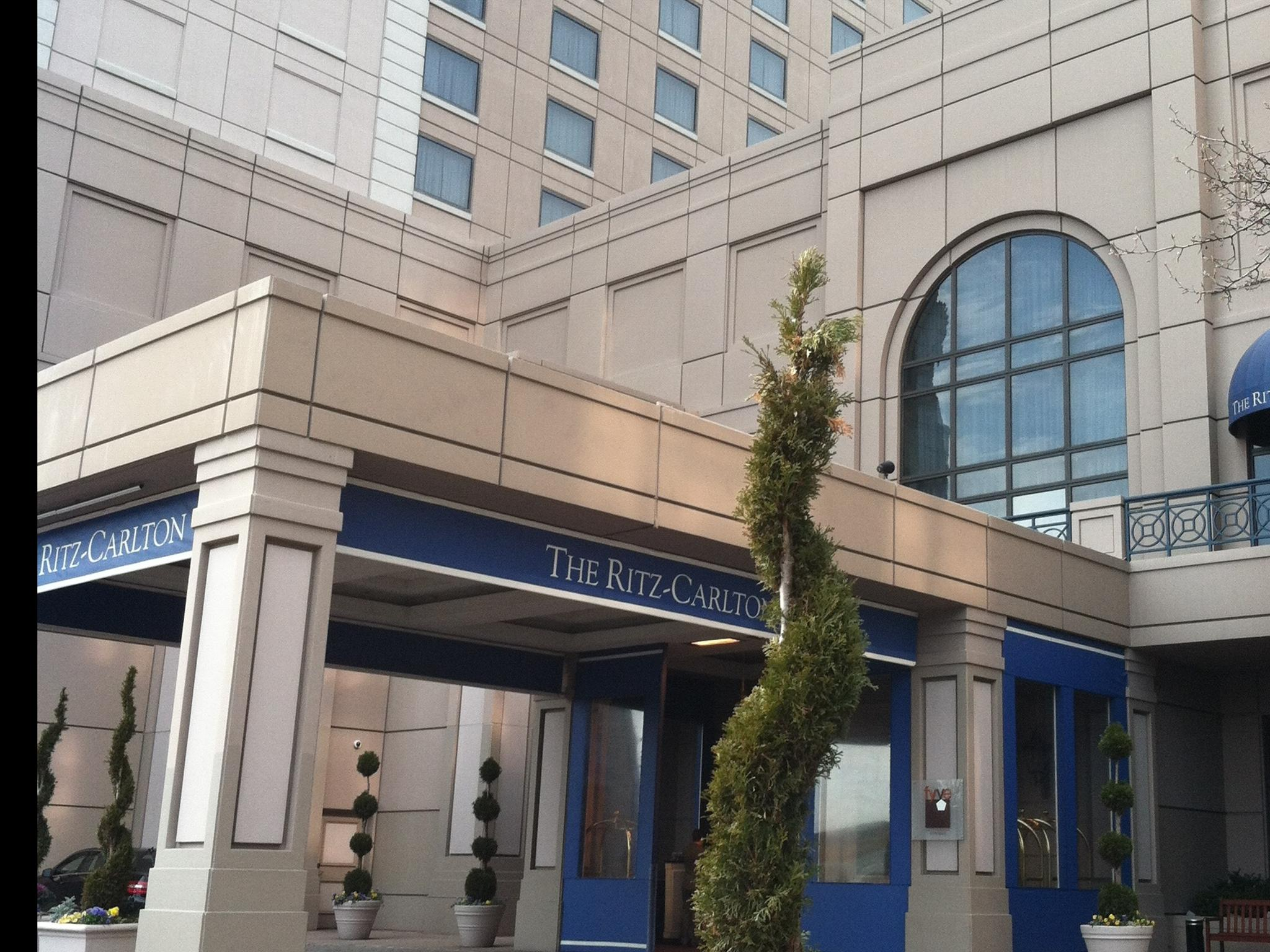 Ritz Carlton Pentagon City Spa